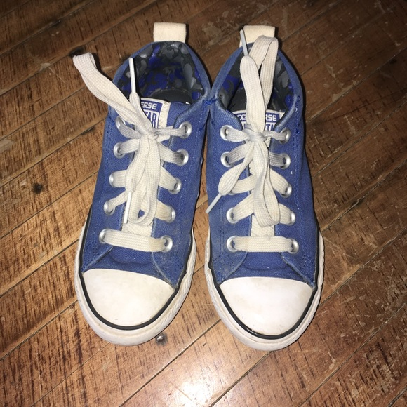 Converse padded high top sneakers